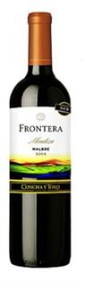 Frontera Malbec 750ml - Case of 12